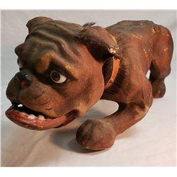 The Growler Bulldog Toy