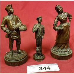 3-18Th Century Figurine