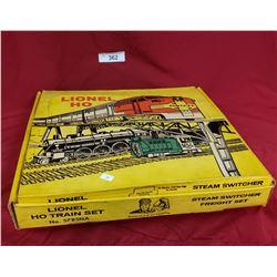 Vintage Lionel Ho Trainset