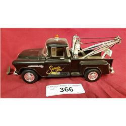 1955 Chevy Stepside Tow Truck, 1:24 Scale Die Cast