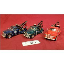 3 1953 Chevrolet Tow Trucks