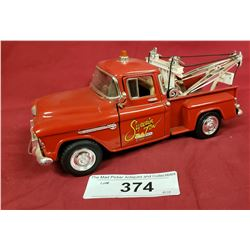 1955 Chevrolet Tow Truck, Die Cast