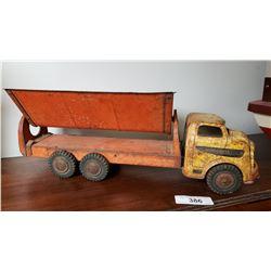 Vintage Wyandotte Side-Dump Truck