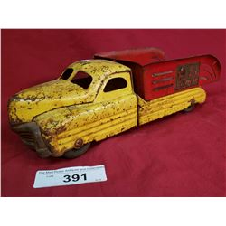 Vintage Buddy L Delivery Truck