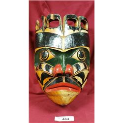 Large Decorative Indonesian Mask