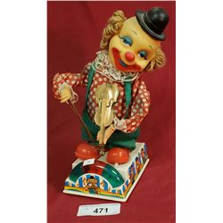 Vintage Plastic Clown