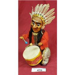 Aips Battery Operated Drumming Indian