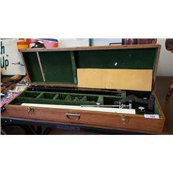 Vintage Soligor Telescope In Box