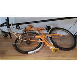 International Folding Bike