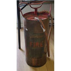 Copper Guardian Fire Exstinguisher