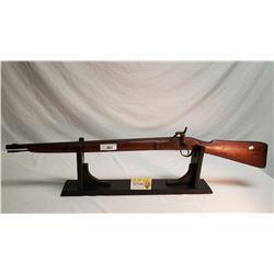 Victorian Muzzle Loader Gun Wall Hanger