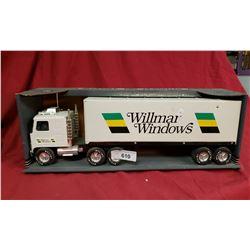 Williams Tractor Trailer In Box