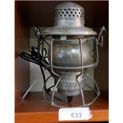 Cnr Railroad Lamp