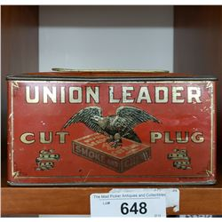 Union Leader Lunch Box