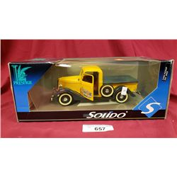 Sunlight Soap Diecast Truck