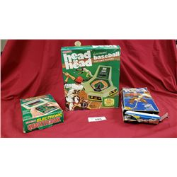 3 Boxed Games