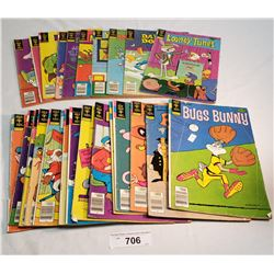 Lot Of Early Comic Books