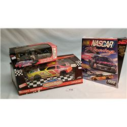 Diecast Good Wrench Bank, Kellogs Diecast, Nascar Video