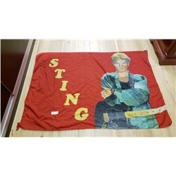 Cloth Sting Banner