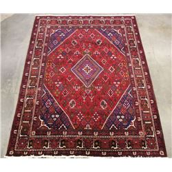 Large Persian Tabriz Fine Hand Woven Wool Rug