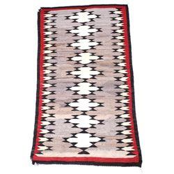 Navajo Chinle Hand-Woven Wool Rug