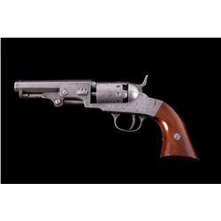 Factory Engraved Manhattan Pocket Model Revolver