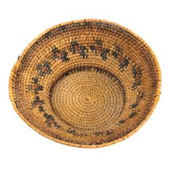 1800's Northwest Coast Native American Basket