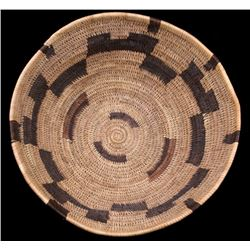 Hand Woven Papago Indian Basket