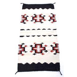 Navajo Ganado Wool Rug