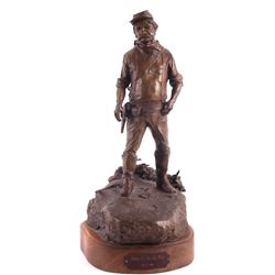 Return to the Big Horn Bronze by T.J. Starr