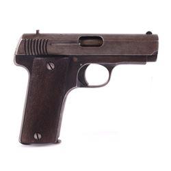 French Military Eibar - Ruby Pistol