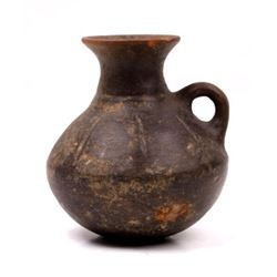 Pre-Columbian Indian Pottery Vessel