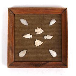 Native American Indian Arrowhead Collection