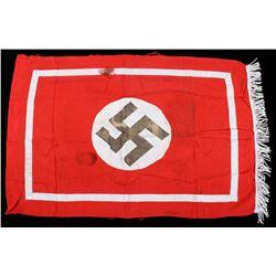 Small Nazi Banner Swastika Flag