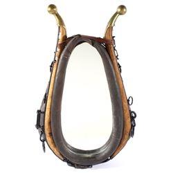 Montana Custom Horse Collar Mirror