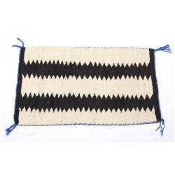 Navajo Native American Small Wool Pattern Rug