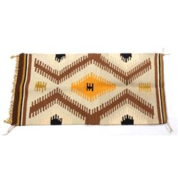 Navajo Native American Small Chinle Pattern Rug