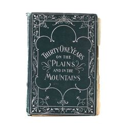 31 Years on The Plains & The Moutains by Drannan