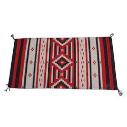 Navajo Native American Ganado Handmade Wool Rug