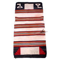 Navajo Native American Indian Saddle Blanket