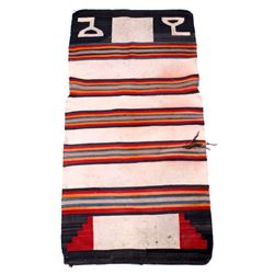 Navajo Native American Indian Saddle Blanket