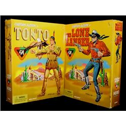 Captain Action: The Lone Ranger and Tonto Figures