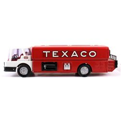 Texaco Tanker Stamped Steel Toy Truck