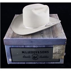 M. L. Leddy's Brand Cowboy Hat