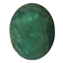 3.71 ctw Oval Emerald Parcel