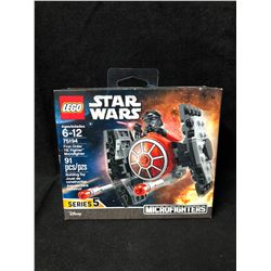 75194 LEGO Star Wars - First Order TIE Fighter Microfighter