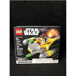 Star Wars Lego 75223 Naboo Starfighter Microfighter Building Kit