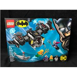 LEGO Super Heroes Batman Bat Sub and the Underwater Clash 76116
