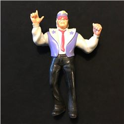 "LJN 8"" WRESTLING FIGURE ""JIMMY VALIANT"""