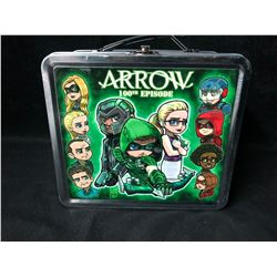 ARROW CAST & CREW 100TH EPISODE LUNCHBOX